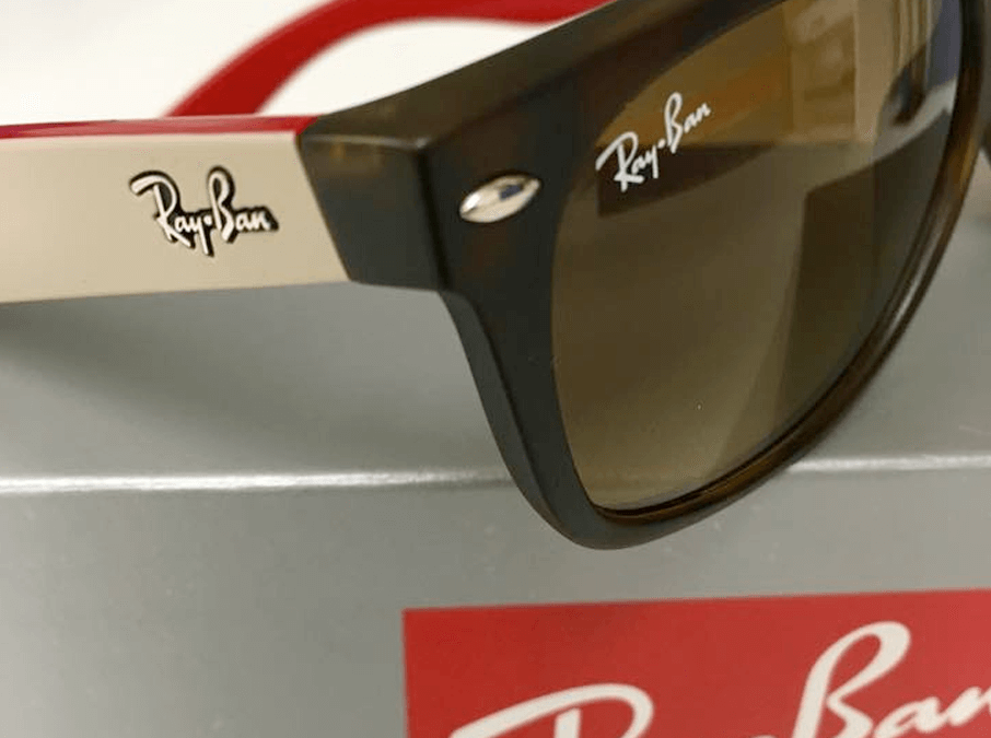 Raybans – exciting new designs