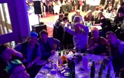 The Factory Opticians Annual Christmas Party!