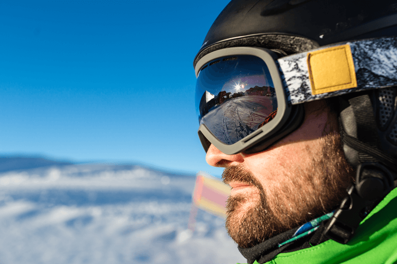 Off Ski-ing This Season? Try our Goggle Optical Inserts!
