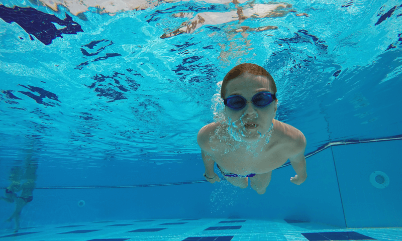 Are You a Keen Swimmer? Try Out Our Prescription Goggles!