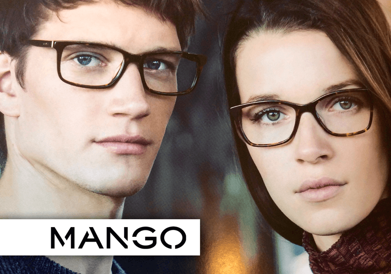 Do You Need a New Pair of Frames? Check out our NEW Mango Range!